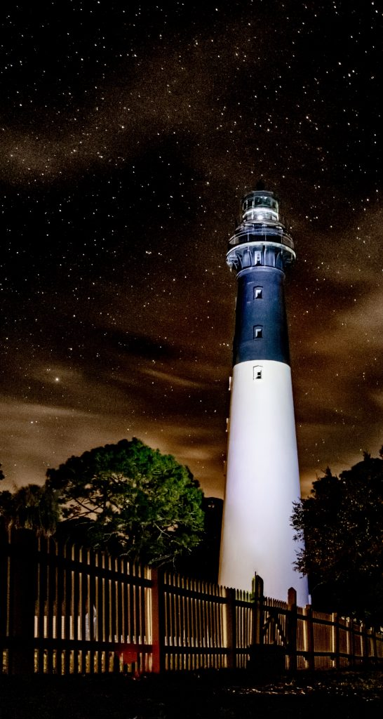 Lighthouse 3 Hunting Island SP 1.19.20